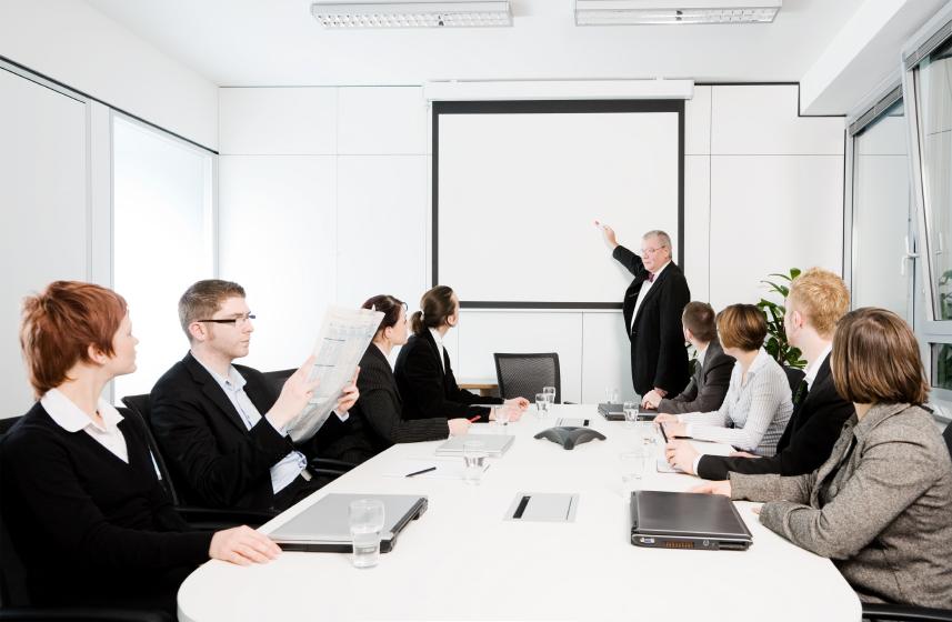 Alta dirección y comunicación interna