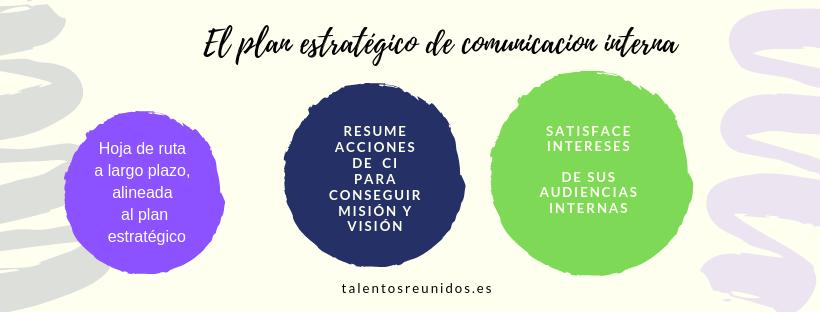 El plan estratégico de comunicacion interna (1)