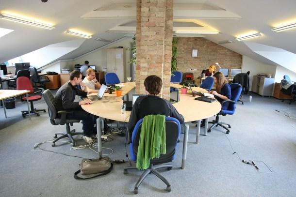productividad oficinas