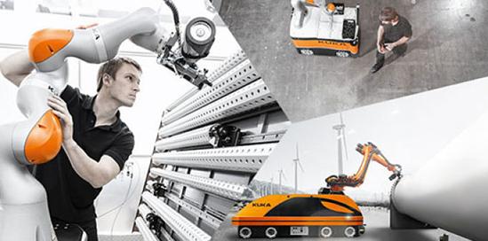automatización en la industria