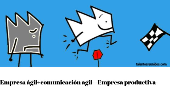 empresa agil -comunicación agil